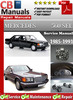 Thumbnail Mercedes 560 SEL 1985-1991 Service Manual