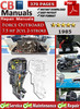 Thumbnail Force Outboard 7.5 hp 2cyl 2-stroke 1985 Service Manual