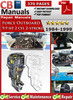 Thumbnail Force Outboard 9.9 hp 2 cyl 2-strok 1984-1999 Service Manual