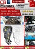 Thumbnail Force Outboard 35 hp 2 cyl 2-stroke 1986-1991 Service Manual