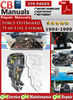 Thumbnail Force Outboard 75 hp 3 cyl 2-stroke 1994-1999 Service Manual