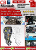 Thumbnail Force Outboard 85 hp 3 cyl 2-stroke 1984-1991 Service Manual