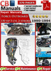 Thumbnail Force 150 hp 5 cyl 2-stroke 1990-1994 Service Manual
