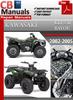 Thumbnail Kawasaki KLF 250 Bayou 2000-2005 Service Repair Manual