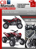 Thumbnail Kawasaki KFX 700 V-Force 2000-2009 Service Repair Manual