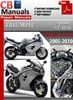 Thumbnail Triumph Sprint ST 1050 2005-2010 Service Repair Manual