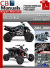 Thumbnail Suzuki LTZ 250 Quad Sport 2002-2009 Service Repair Manual