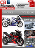 Thumbnail Suzuki GSX R 600 1997-2012 Service Repair Manual