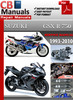 Thumbnail Suzuki GSX R 750 1993-2010 Service Repair Manual