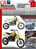 Thumbnail Suzuki RM 85 2002-2013 Service Repair Manual