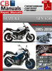 Thumbnail Suzuki SFV 650 2005-2010 Service Repair Manual
