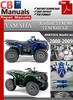 Thumbnail Yamaha YFM 40 Kodiak 2000-2009 Service Repair Manual