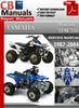 Thumbnail Yamaha YFM 350 Warrior 1987-2004 Service Repair Manual
