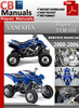 Thumbnail Yamaha YFM 660 Raptor 2000-2006 Service Repair Manual