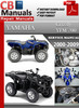 Thumbnail Yamaha YFM 700 Grizzly 2000-2009 Service Repair Manual