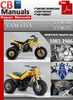 Thumbnail Yamaha YFM YTM200 YTM225 1983-1986 Service Repair Manual