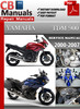 Thumbnail Yamaha TDM 900 2000-2007 Service Repair Manual