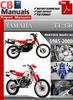 Thumbnail Yamaha TT 350 1985-2000 Service Repair Manual
