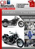 Thumbnail Yamaha V Star 1100 1999-2009 Service Repair Manual