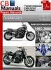 Thumbnail Yamaha VMX 12 V-Max 1985-2000 Service Repair Manual