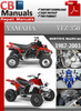 Thumbnail Yamaha YFZ 350 1987-2003 Service Repair Manual