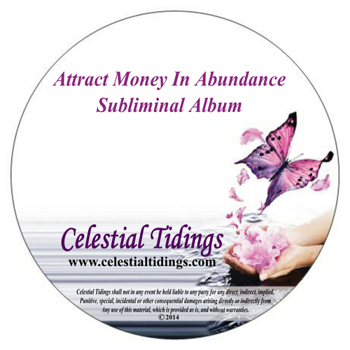 Pay for Attract Money in Abundance Album