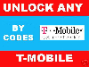 Thumbnail REMOTE UNLOCK ALL TMOBILE PHONES BY IMEI - unlock Code for Blackberry 8100 (pearl) 8300 (Curve), HTC Dash, Blackjack and more...