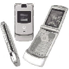 Thumbnail MOTOROLA V3 RAZR UPGRADE & FLASHING SOFTWARE: ADD Video Rec, ADD 7mb Memory, ADD +15 Battery life...