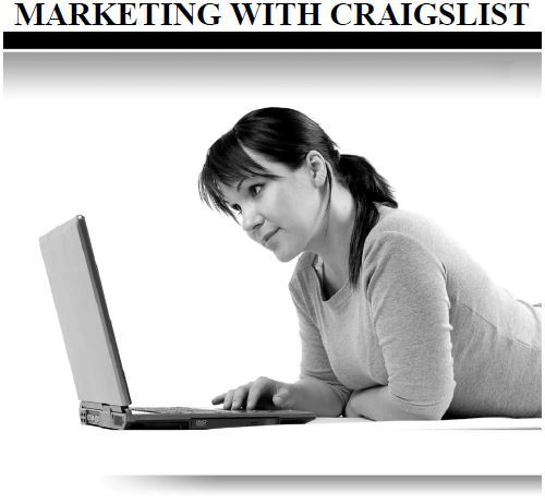 Pay for Marketing With Craigs-List