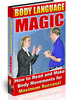 Thumbnail Body Language Magic with FREE CHAPTERS