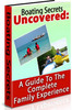 Thumbnail Boating Secrets Uncovered with FREE CHAPTERS