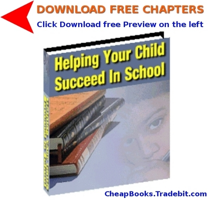 Pay for Helping Your Child Succeed In School with FREE CHAPTER