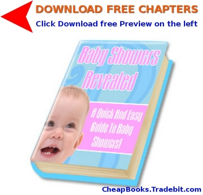 quick and easy guide to baby showers with free chapters downloa