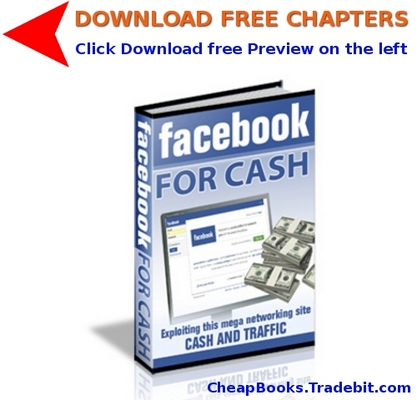 Pay for Facebook For Cash with FREE CHAPTERS