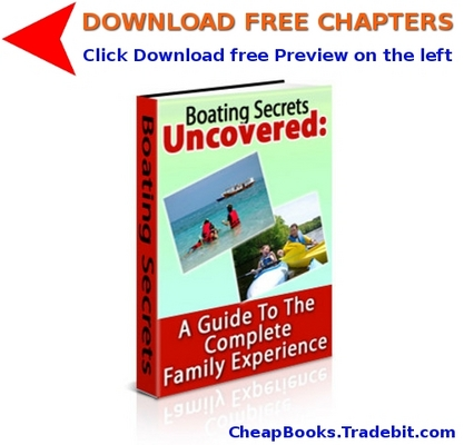 Pay for Boating Secrets Uncovered with FREE CHAPTERS
