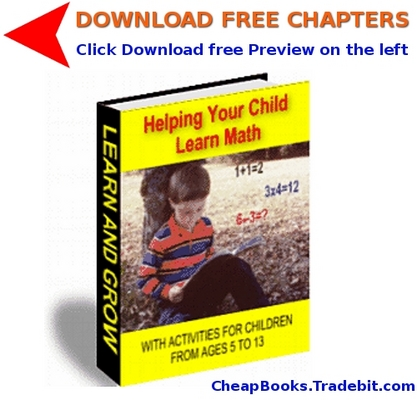 Pay for Helping Your Child Learn Math with FREE CHAPTERS
