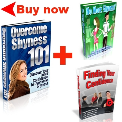 Pay for Overcome Shyness 101 with bonus