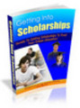 Thumbnail Getting Into Scholarships eBook