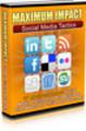Thumbnail Maximum Impact Social Media Tactics eBook