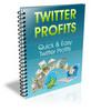 Thumbnail Twitter Profits eBook