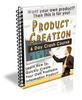 Thumbnail Product Creation Crash Course eBook