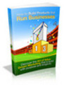 Thumbnail How to Build Products that Run Businesses eBook