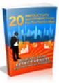 Thumbnail 20 Productivity Boosting Methods For The Positive Mind eBook