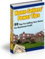 Thumbnail Home Sellers  Power Tips eBook