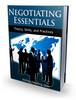 Thumbnail Negotiating Essentials eBook