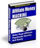 Thumbnail Affiliate Money Machine eBook