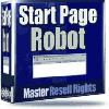 Thumbnail Start Page Robot
