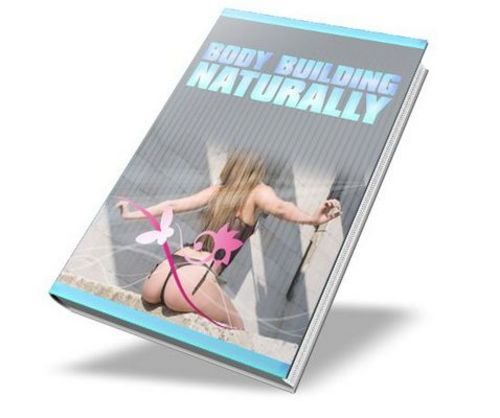 Pay for Bodybuilding Naturally eBook