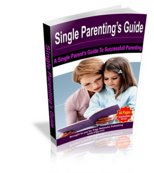 Pay for Single Parentings Guide eBook