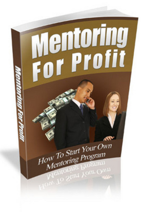 Pay for Mentoring For Profit eBook